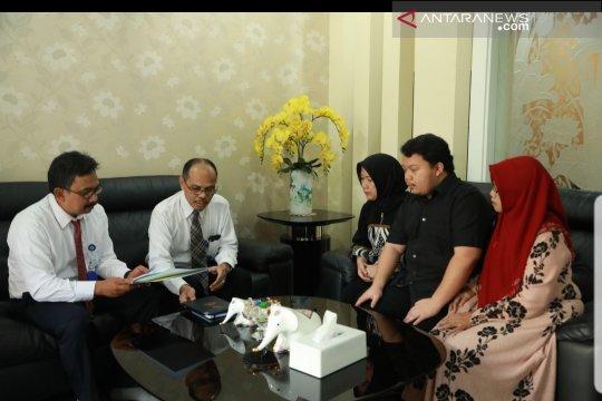 Taspen berikan santunan ke ahli waris Sutopo Purwo Nugroho