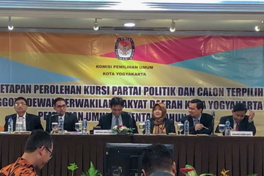 50 persen anggota DPRD Yogyakara diisi wajah baru