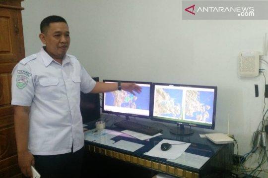BMKG: Tinggi gelombang laut Banda Timur Sultra capai 4 meter
