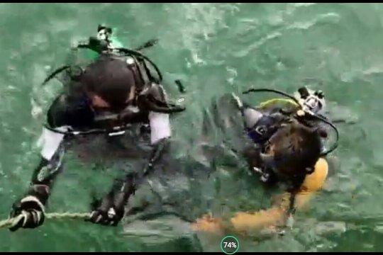 SAR hentikan pencarian empat ABK tenggelam di perairan Ketapang