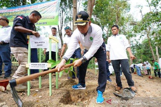Tanam pohon dan gali biopori untuk kendalikan banjir