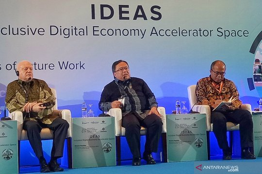 Forum Pembangunan Indonesia bahas lapangan kerja usaha rintisan