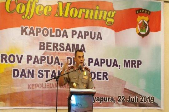 Mabes Polri beri kekhususan  rekrutmen polisi OAP