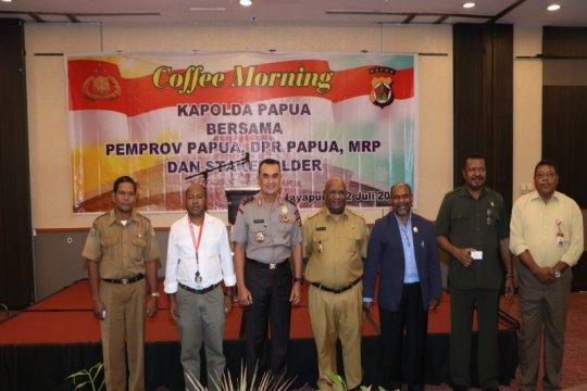 MRP apresiasi Polda Papua terkait rekrutmen polisi OAP
