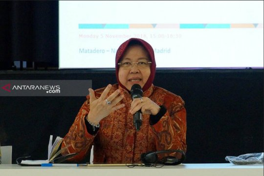 "Risma terima penghargaan ""Women Empowerment Award"" di Singapura"