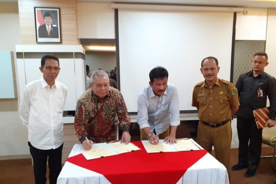 Tanjung Jabung Barat berharap limpahan wisatawan dari Batam