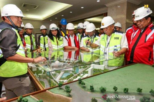 Menteri PUPR: Renovasi Masjid Istiqlal ditargetkan selesai 2020