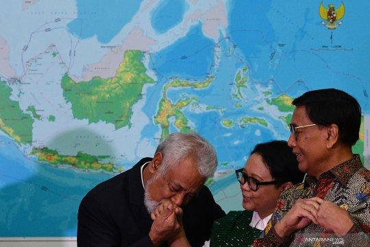 Kesepakatan batas darat Indonesia-Timor Leste