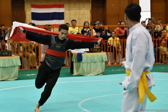 Indonesia raih emas pencak silat putra ASG 2019