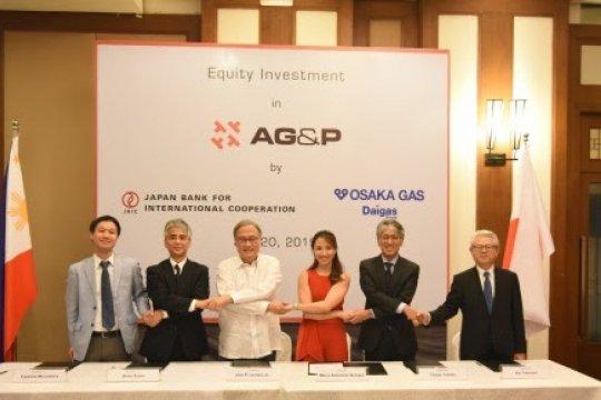 Lebarkan sayap ke bisnis LNG, Osaka Gas akuisisi AGP IH