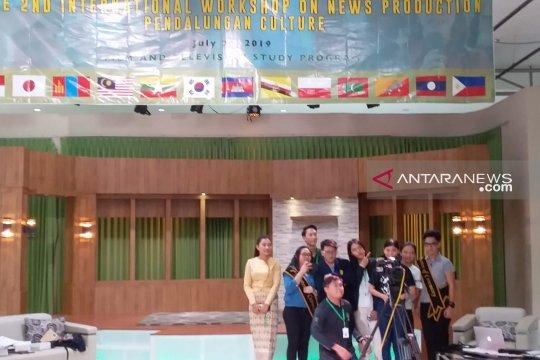 Kemah budaya internasional Unej diikuti peserta 11 negara