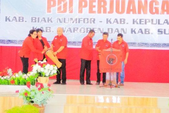 PDIP Biak Numfor belum menentukan calon ketua DPRD