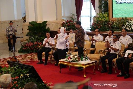 Presiden resmikan Rakornas BMKG 2019