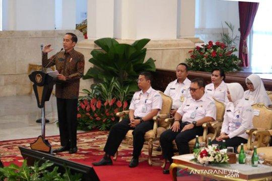 Presiden minta BMKG gandeng aparat keamanan untuk jaga alat pantau
