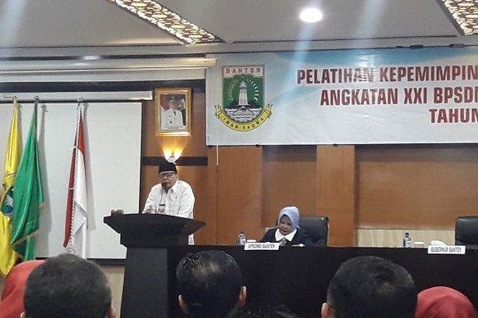 Wisata Banten dipromosikan kepada peserta diklatpim
