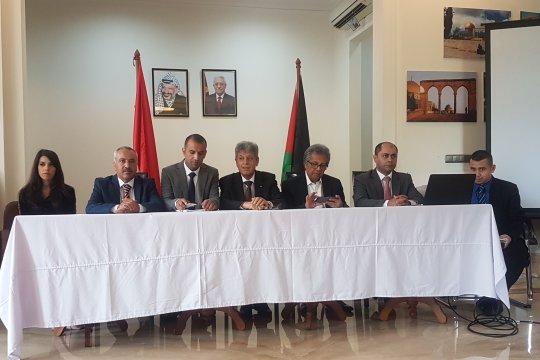 Palestina minta Indonesia dukung kemandirian ekonomi