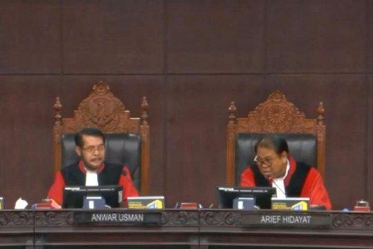 Sidang Pileg, Hakim: kantor kami sudah seperti gudang