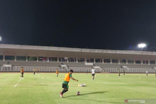 Indra Sjafri terkejut dengan performa pemain baru timnas U-23