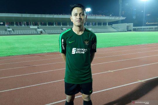 Natanael Siringoringo rasakan manfaat futsal di TC timnas U-23