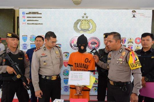 Polisi tahan warga terkait penyalahgunaan indekos