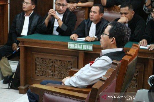 PN Jaksel vonis Jokdri 18 bulan penjara