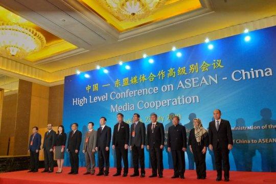 ASEAN-China gelar konferensi tentang kerja sama media