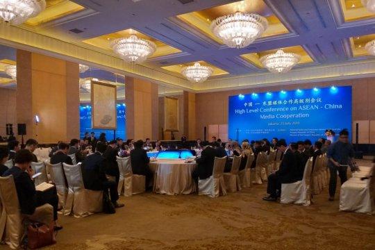 ASEAN-China berupaya tingkatkan hubungan melalui peran media