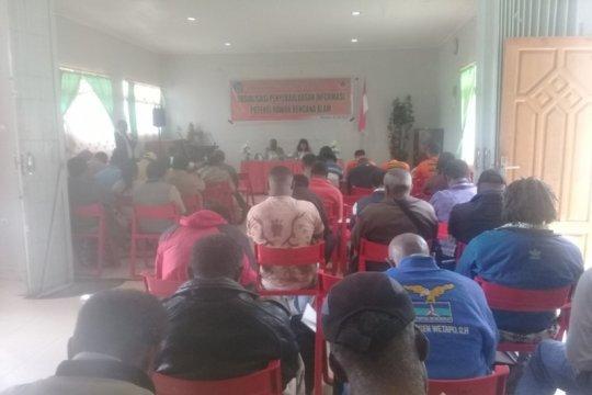 Terkait bencana, warga delapan distrik diingatkan BPBD Jayawijaya