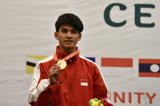 Indonesia penuhi target juara umum ASG 2019
