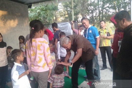 Ganjar kunjungi ADHA di Yayasan Lentera Surakarta
