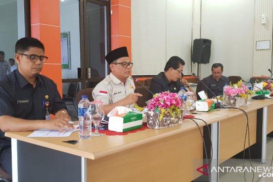 Bawaslu Riau tandatangani NPHD Pilkada 2020 untuk enam kabupaten
