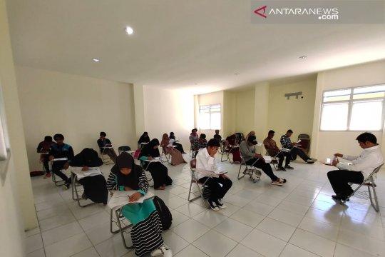 838 calon mahasiswa jalur mandiri ikut ujian masuk PTKIN IAIN Palu