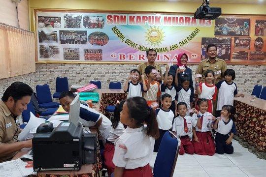 Jakarta Utara gelar pendataan KIA untuk siswa sekolah dasar