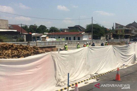 Proyek terowongan Kentungan jalan terus pascainsiden