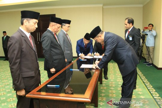 Menteri Agama lantik tiga rektor UIN