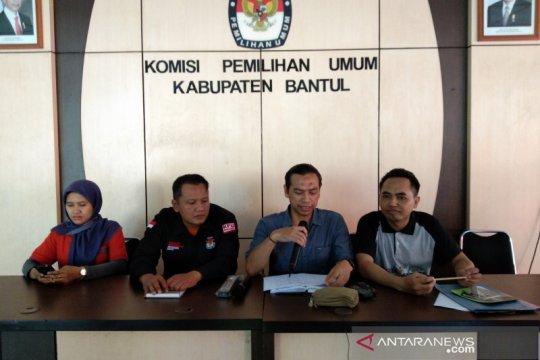 KPU Bantul usulkan anggota DPRD terpilih untuk dilantik