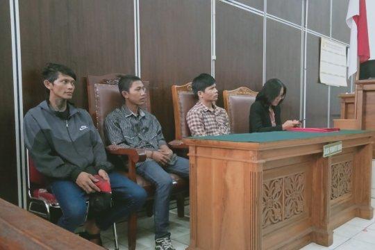 Polda Metro Jaya menolak semua dalil empat pengamen