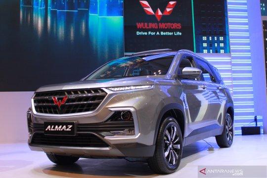 Almaz dominasi penjualan Wuling di GIIAS 2019