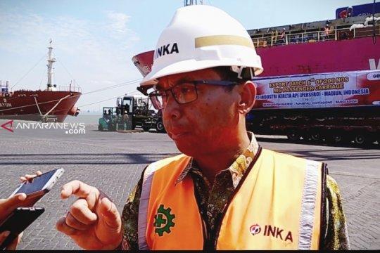 Progres pembangunan pabrik INKA Banyuwangi capai 20 persen