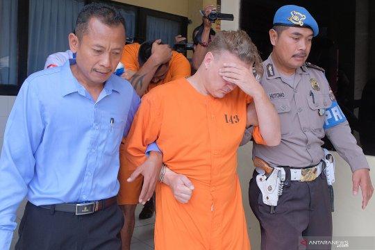 Warga Australia ditangkap karena narkoba