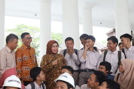 Pemkab Serang beri beasiswa 40 mahasiswa vokasi di Untirta