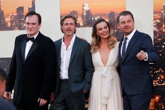Pemutaran Perdana Once Upon a Time In Hollywood