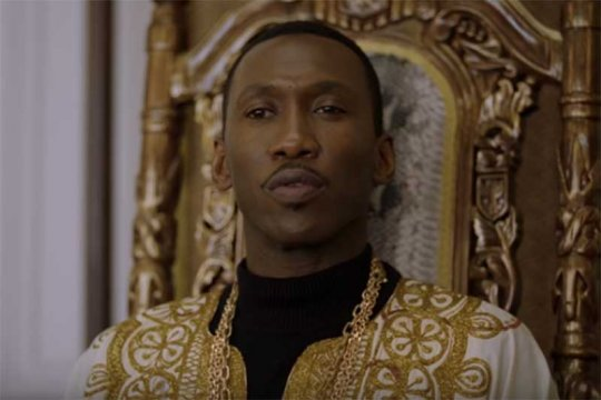 Mahershala Ali perankan legenda tinju Jack Johnson dalam serial HBO