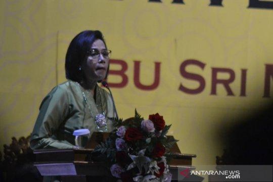 Sri Mulyani: Pemerintah anggarkan Rp492,5 triliun tingkatkan mutu SDM