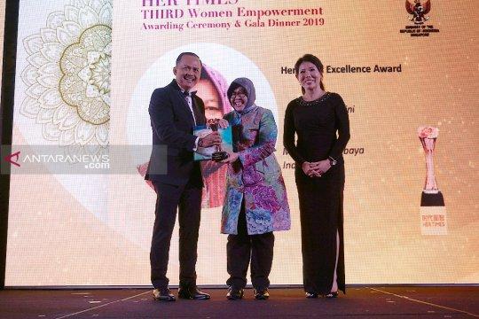 Tri Rismaharini bocorkan kunci raih penghargaan WEA di Singapura