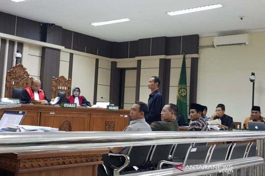 Sekretaris: Sejumlah pengadaan di PN Semarang tak dibiayai uang negara