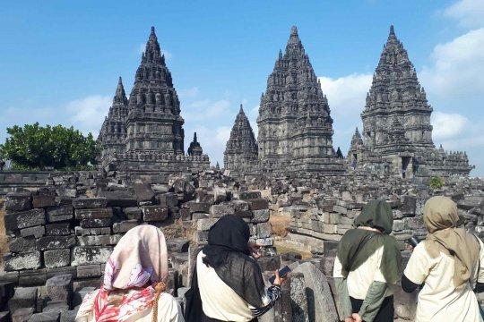 Arkeolog: Candi-candi di kompleks Prambanan cermin toleransi