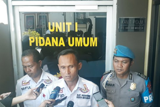 Satu lagi anggota BIN gadungan masih diburu polisi Sidoarjo