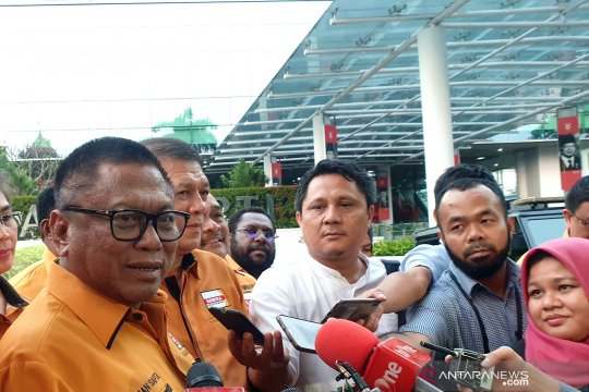 Hanura: Kabinet hak prerogatif Presiden