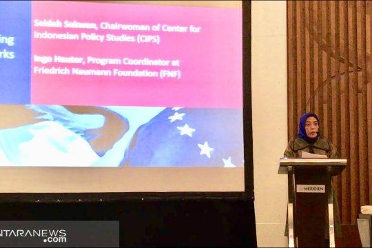 CIPS: EU CEPA diharapkan bermanfaat untuk Indonesia dan Uni Eropa